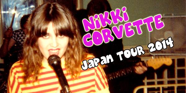 NIKKI CORVETTE