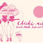 CHICKS RIOT!|2014/11/22 @Tokyo|Go Girl Crazy,Bang Bang Bang!