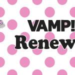 VAMP! web Renewal!!