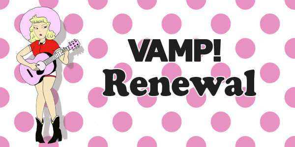 vamp renewal