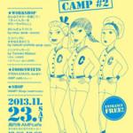 CHICKS RIOT! camp #2