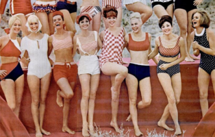 Life-Magazine-Beach-Girls-line-1965