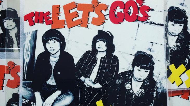 VAMP! SHOP | 新入荷 | THE LET'S GO's 自主制作盤EP