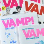 VAMP! SHOP | VAMP! issue01(re)〜06 set、販売スタート