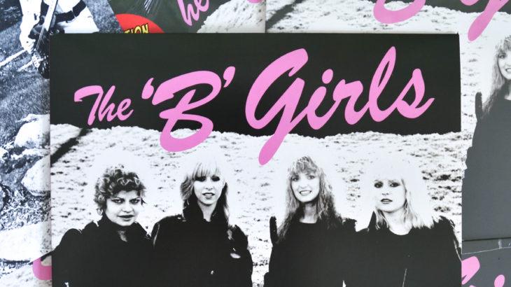 VAMP! SHOP   New Arrivals   'B' GIRLSアナログ盤『Bad Not Evil』3種入荷です!