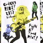 "The 'B' Girls | Column | ""CHICKS RIOT! 2012"" A3サイズ・ポスター風ペーパー"