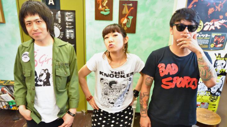 Interview | THE LET'S GO's ② -「期間限定メンバーでニッキーとツアーへ」2018年初夏編