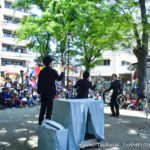 CHICKS RIOT! | 高円寺大道芸 fes 2019 「アートデアソベ」 フォトレポ