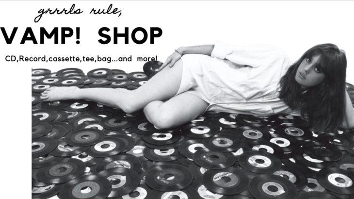 VAMP! SHOP | 開店以来初? ショップカードを作りました!