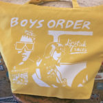 note  | BOYS ORDER ✖︎キング・ジョーさんコラボバック