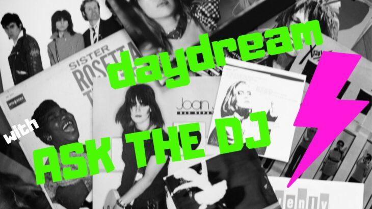 "CHICKS RIOT! | 4/3″ASK THE DJ""のTT・メニューとおさらい"